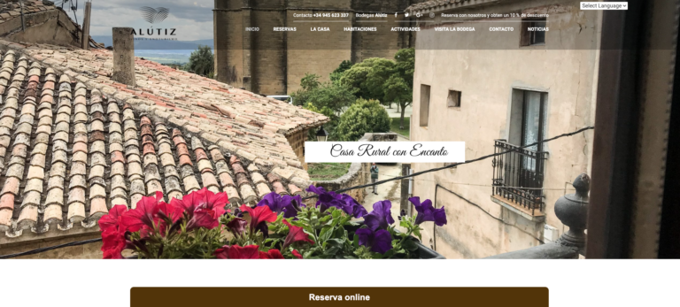 Especialistas diseño web posicionamiento web seo hoteles, apartahoteles, casas rurales