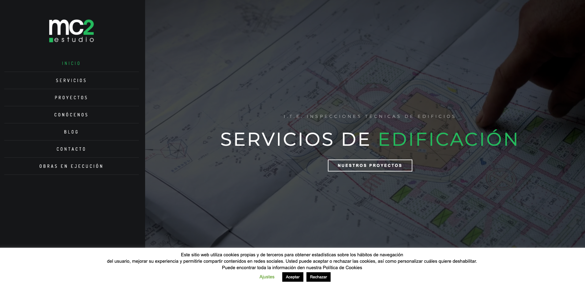 empresas especialistas diseño páginas web arquitectos