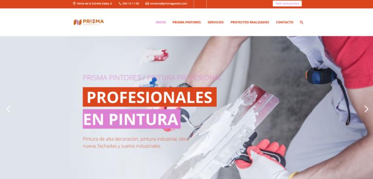 empresas especialistas diseños web posicionamiento seo empresas de pintura pintores